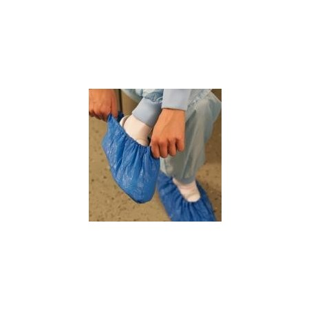 Disposable overshoes, extra strong