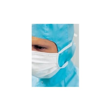 Disposable face masks, for tie on