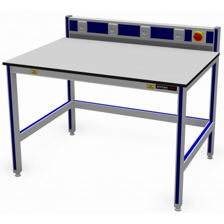 CED ESD Electrical Working Table