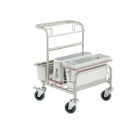 Cleaning trolley Clino® CR1 EM-GMP
